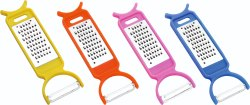 2 in 1 Peeler And Grater