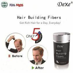Dexe Hair Building Fibre 10 Grams