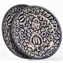 Hand Made Ceramic Plate