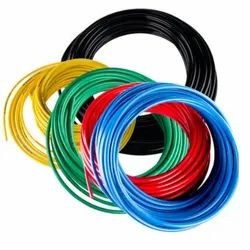 PVC Flexible Insulation Coloured Sleeves