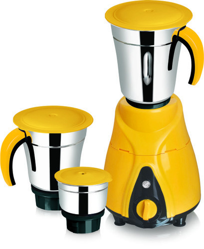 OEM Stainless Steel Domestic Mixer Grinder, For Personal, 501 W - 750 W, |  ID: 13745348248