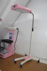 LED Physiotherapy Stand