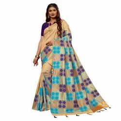 291 Art Silk Saree