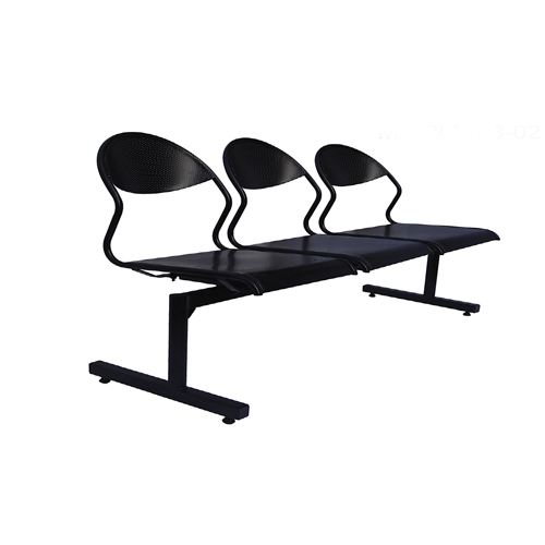 Astonishing Eco Ss Powder Coated Without Arm Rest 3 Seater Benches Ocoug Best Dining Table And Chair Ideas Images Ocougorg