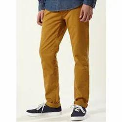 Men Wear Trousers
