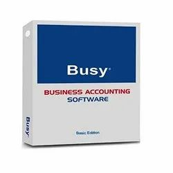 Busy Accounting Software Basic GST Ready Business  (Email Delivery Also Available Within 30 Minutes)