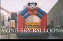 Cartoon Jumping Bouncy