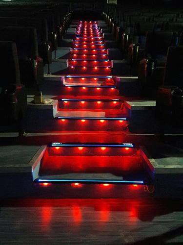 Theater Lights Theatre Step Light Manufacturer From Mumbai