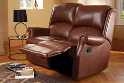 Dark Chocolate Power Recliner