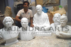 Freedom Fighter Statues