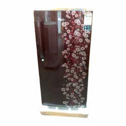 Red Haier Refrigerator, Single Door