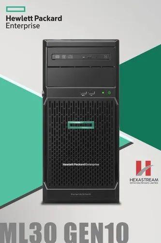 HPE ProLiant ML GEN10 Server, Power: 350W