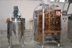 Collar Type Liquid Pouch Packing Machine