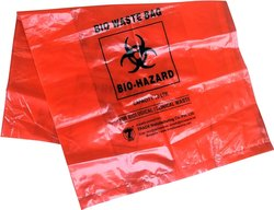 COVID Biohazard Bag