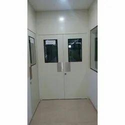 Ekaggo GI Clean Room Door
