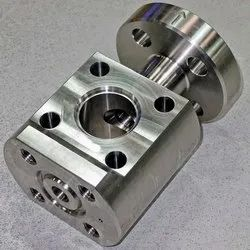 Precision Engineering CNC VMC Turned Parts