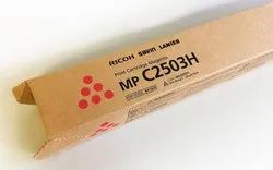 Ricoh C 2011, C2503 Single Color Ink Toner  (Magenta)