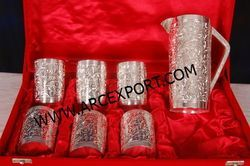 ARC EXPORT SILVER PLATED TUMBLER MUGS, for GIFTING PURPOSE