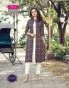Kurti with Shrug Style