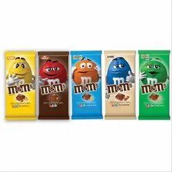 M&M Chocolate Bar, 70 Gms