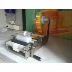 Manual Labelling Machine
