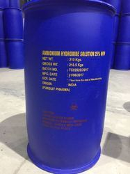 Ammonium Hydroxide 23-25% (Ammonia Solution)