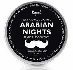 Sandalwood Private Label Beard Wax, Type Of Packaging: Jar, Paste
