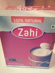 Food Deep Freeger Dahi Culture, For Restaurant, Packaging Type: Box