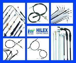 Two Wheeler Hilex Discover 100m Brake Cable, For Automobile