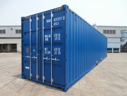 40 Ft Export Container