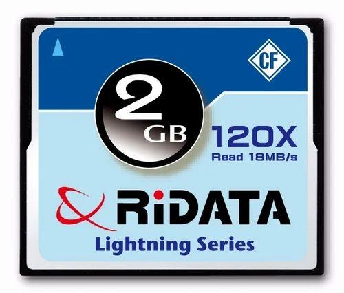4GB Class 4 Verbatim 95188 CompactFlash Memory Card