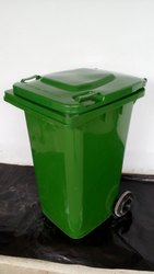240 Liter Wheeled Garbage Dustbin