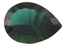 Green Glass Tourmaline Gemstone