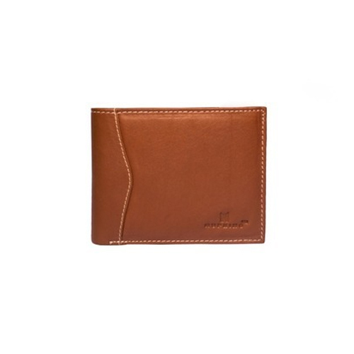 Men Brown Leather Wallet