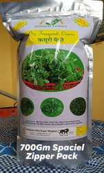 Spices Kasoori Methi, Dry Fenugreek Leaves, Packaging Size: 700GM