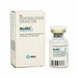 Invanz 1g Injection