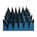 Microwave Pyramidal Absorber
