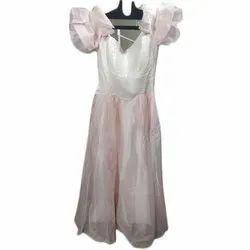 Girls Party Wear Long Dress