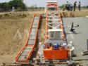 Canal Paver Finisher