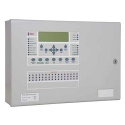 Microprocessor Fire Alarm System