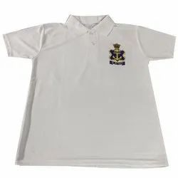 Indian Navy Mens Polo T-Shirts