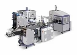 High Speed Corrugated Box Forming Machine