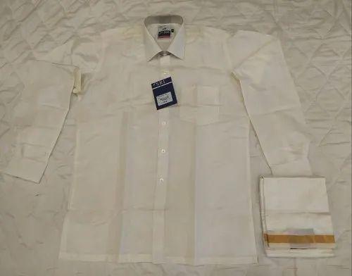 Silk Shirt & Silk Dhoti