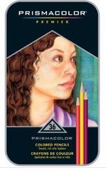 Prismacolor Premier 36 Color Set