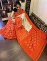 Ikkat pochampally sarees
