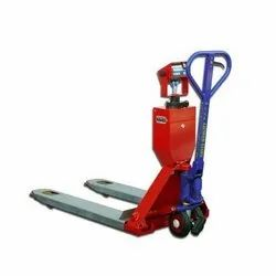 Explosion Proof Pallet Truck Scale