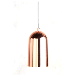 Copper Plated Designer Lamp