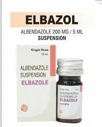 200 mg Albendazole Suspension