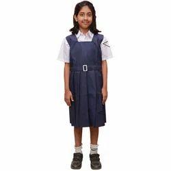 Girls Cotton School Uniform
