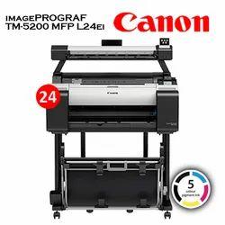 TM-5200MFP L24EI Multifunction Large Format Printer